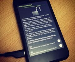 HTC Unlock Bootloader