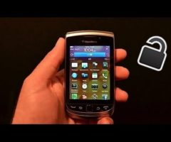 Unlock Blackberry Torch