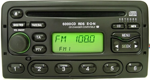 Ford Radio Code Generator