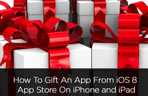 Gift App From Apple Store