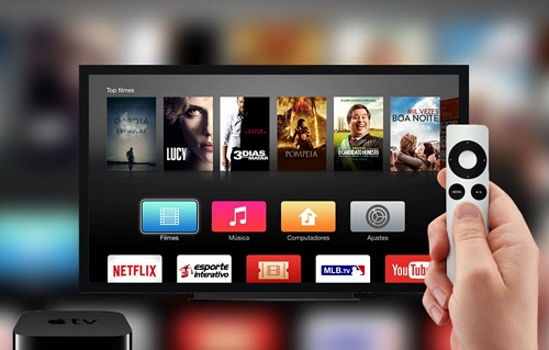 Switch Between Apps On Apple TV