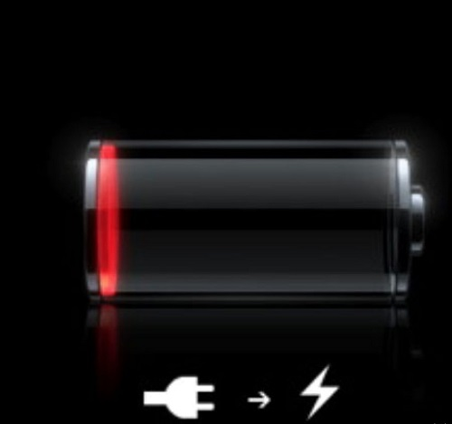 Battery Life On iPhone